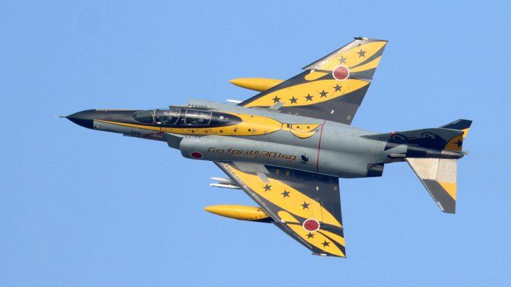 Nyuta Air FES 2019 第301飛行隊 最後の里帰り機動飛行