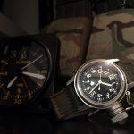 40's〜米海軍特殊部隊の BUSHIPS 腕時計が復刻