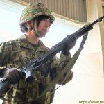 タクティカルラバーガン(TRG) 64式小銃