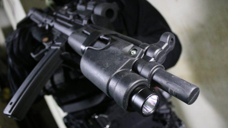タクティカルラバーガン(TRG) MP5がリニューアル!