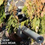 ハンター考案の迷彩服「NATURAL GEAR」